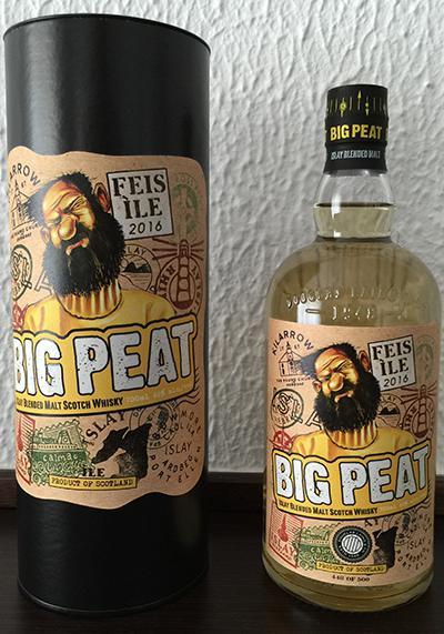 Big Peat Fèis Ìle 2016 DL