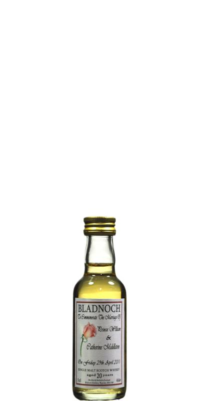 Bladnoch 20-year-old