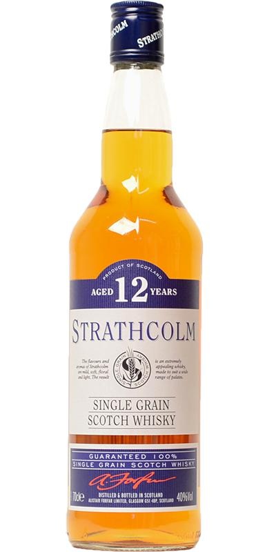 Strathcolm 12-year-old ADD