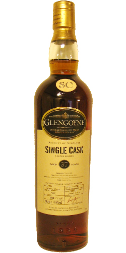 Glengoyne 1967 Sherry
