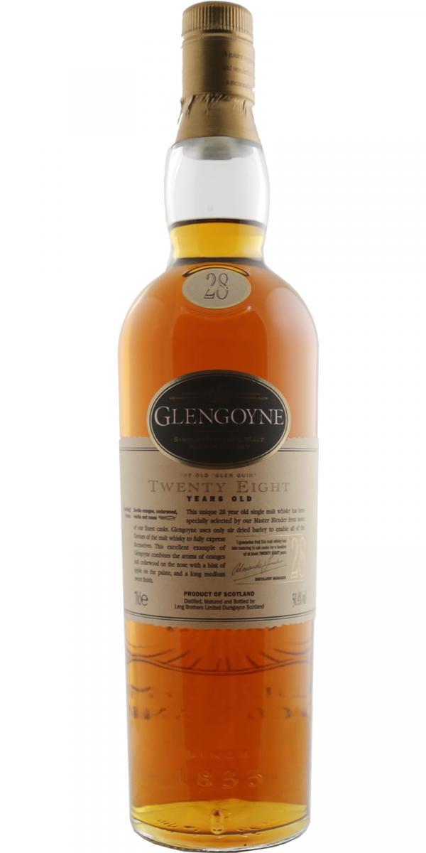 Glengoyne 28-year-old