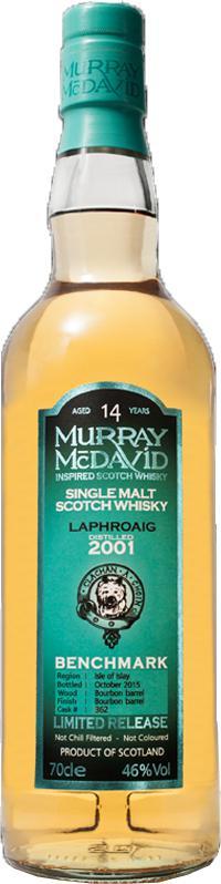 Laphroaig 2001 MM