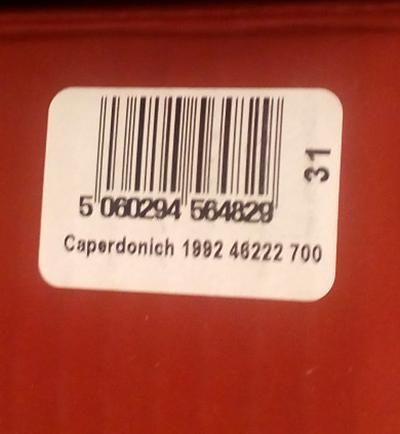 Caperdonich 1992 DT