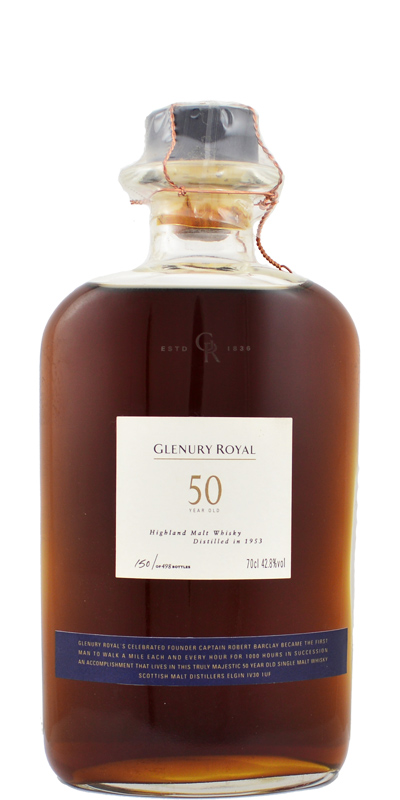 Glenury Royal 50-year-old