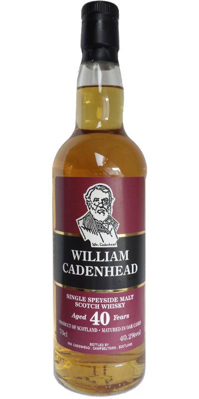 William Cadenhead 40-year-old CA