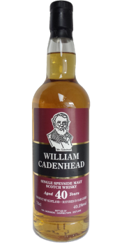 William Cadenhead 40-year-old CA