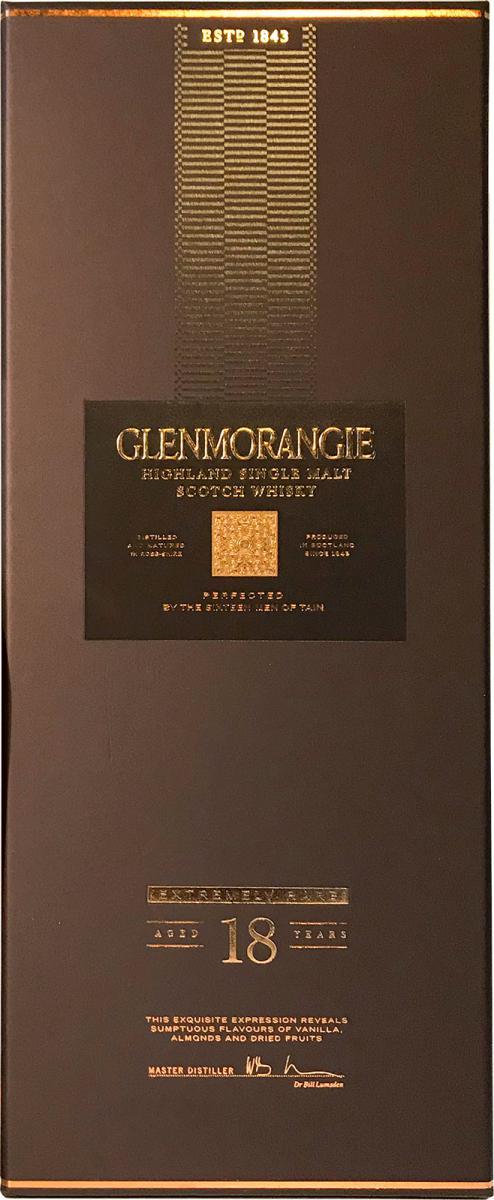 Glenmorangie 18-year-old
