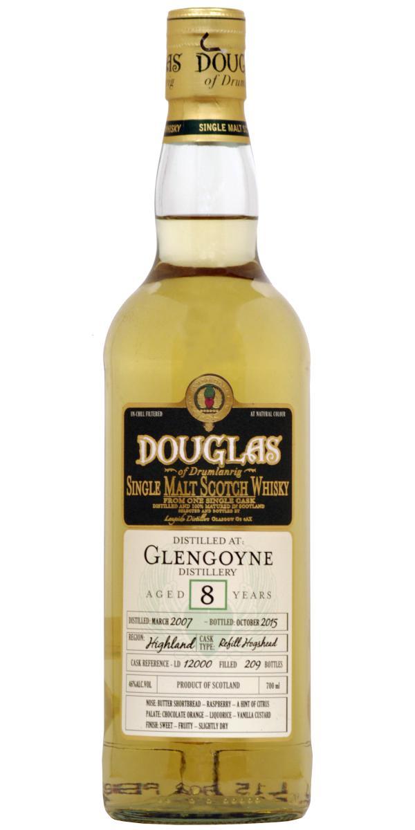 Glengoyne 2007 DoD