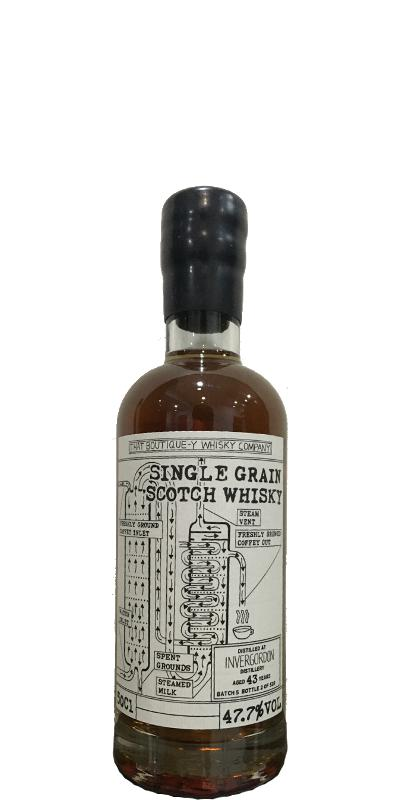 Invergordon Batch 5 TBWC