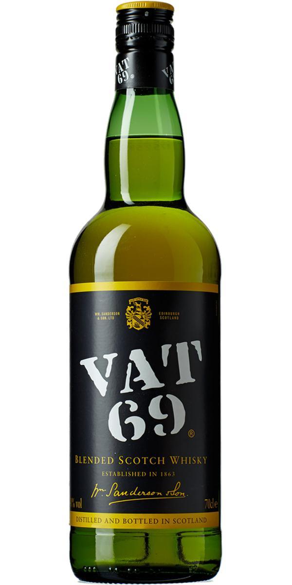 VAT 69 Blended Scotch Whisky
