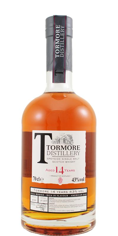 Tormore 14-year-old