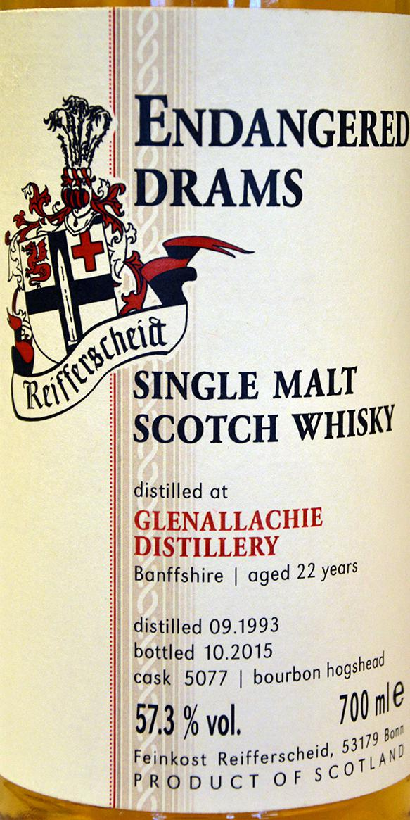 Glenallachie 1993 FR
