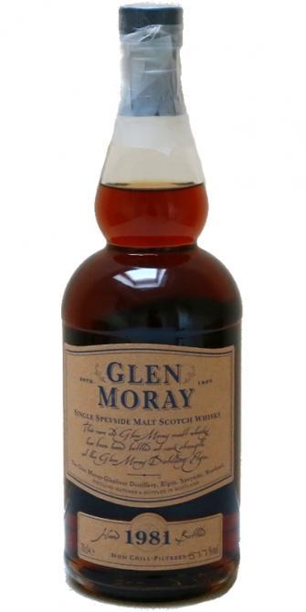 Glen Moray 1981