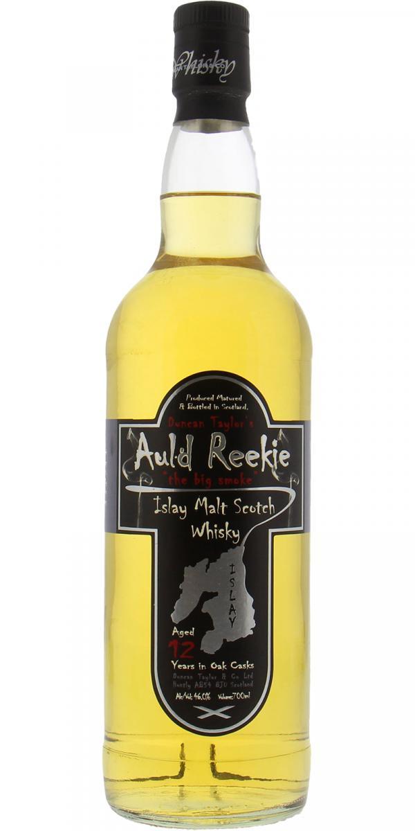 Auld Reekie 12-year-old DT