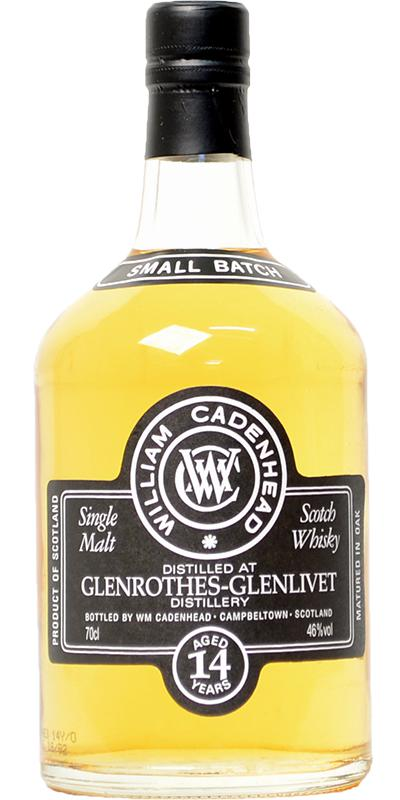 Glenrothes 2001 CA