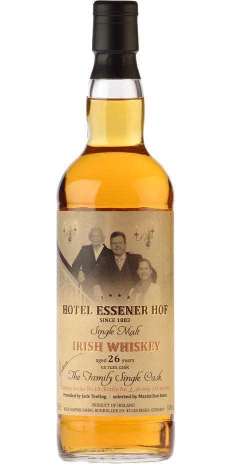 Single Malt Irish Whiskey 1989 RK