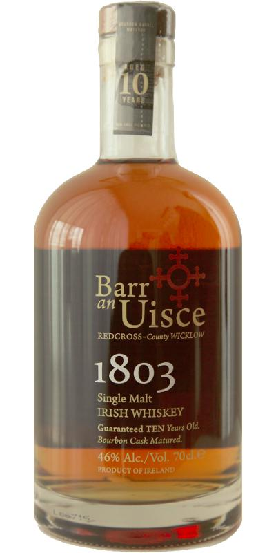 Barr an Uisce 10-year-old WiHi