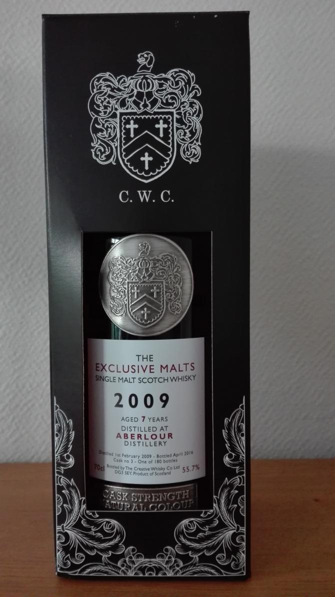 Aberlour 2009 CWC