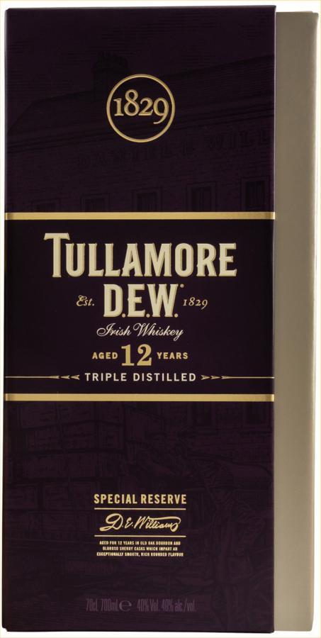 Tullamore Dew 12-year-old