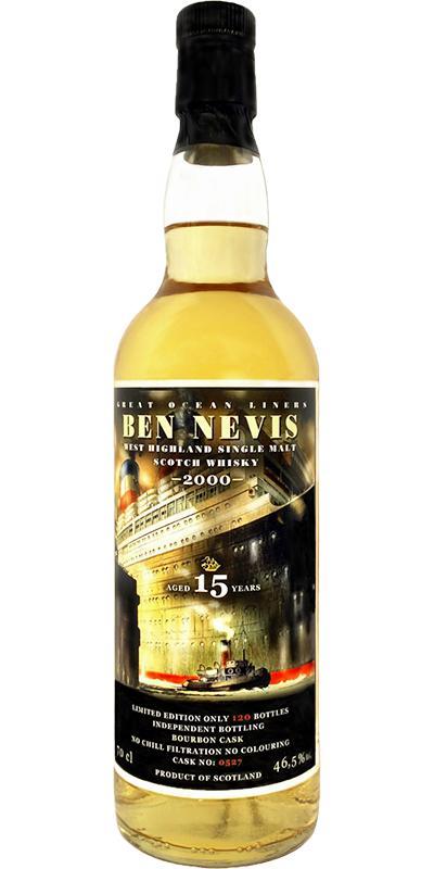 Ben Nevis 2000 JW