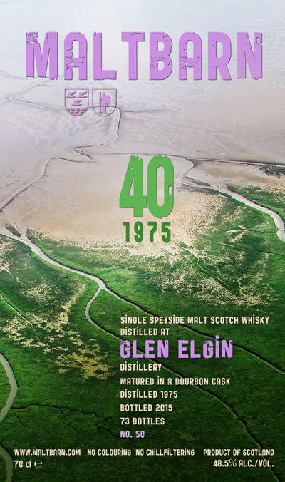 Glen Elgin 1975 MBa