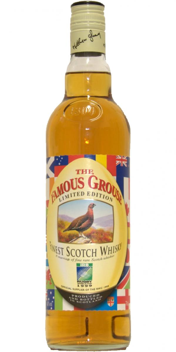 The Famous Grouse Rugby World Cup 1999 Edition