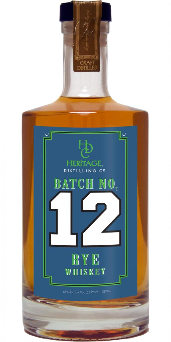 Batch No. 12 Bourbon Whiskey
