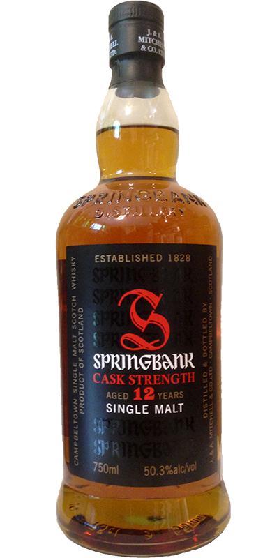 Springbank 12-year-old