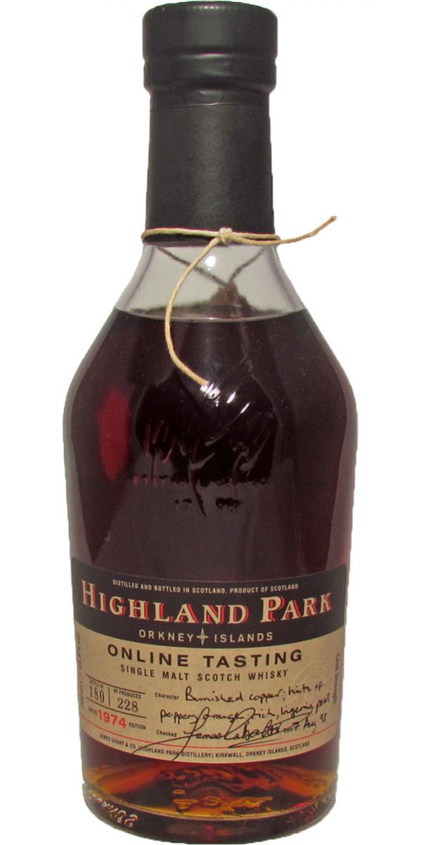 Highland Park 1974