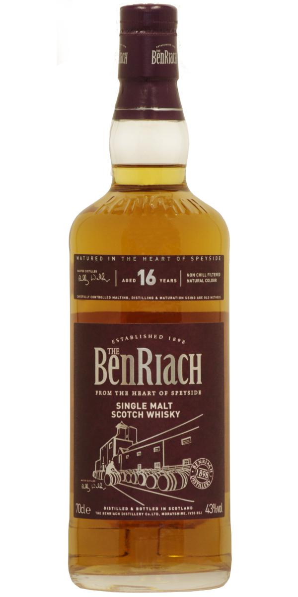 BenRiach 16-year-old