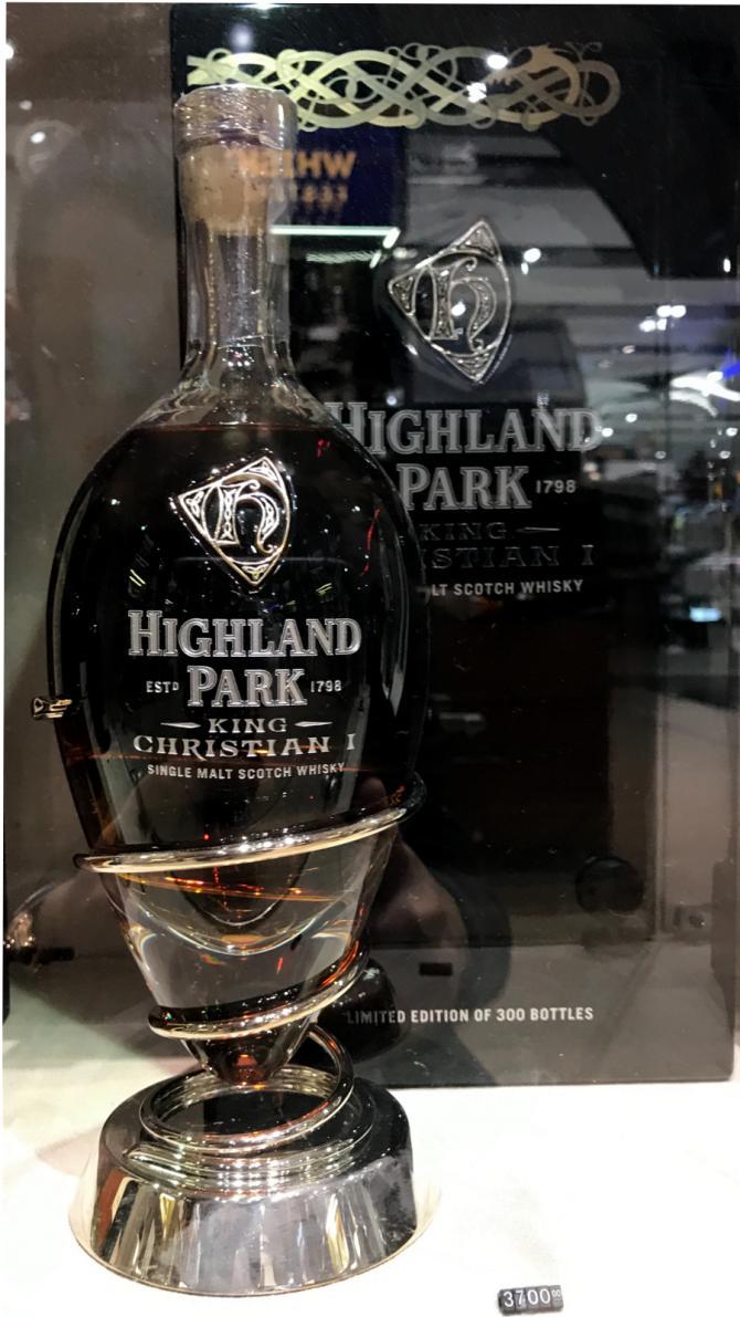Highland Park King Christian I