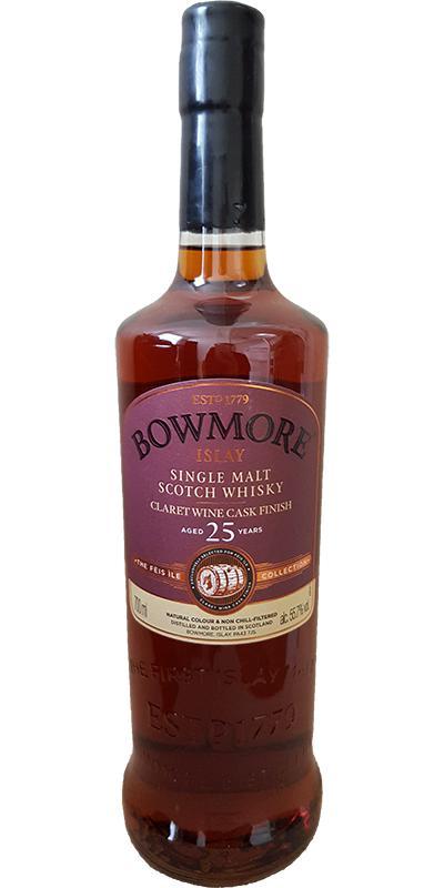 Bowmore 1990