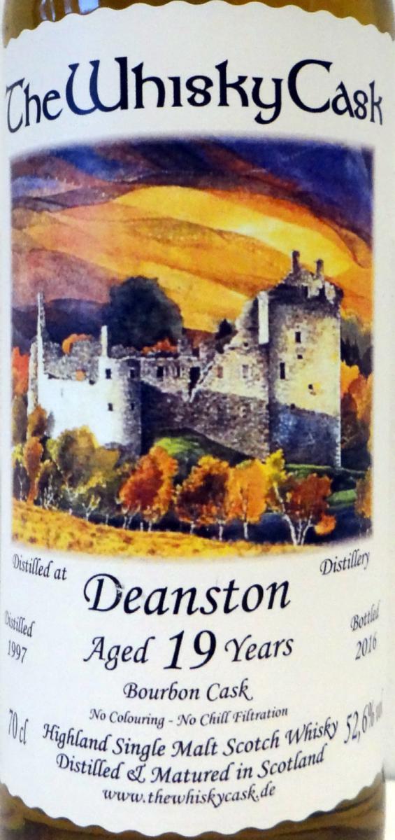 Deanston 1997 TWC
