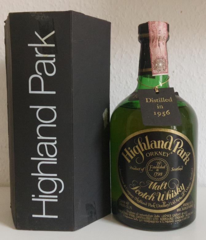 Highland Park 1956