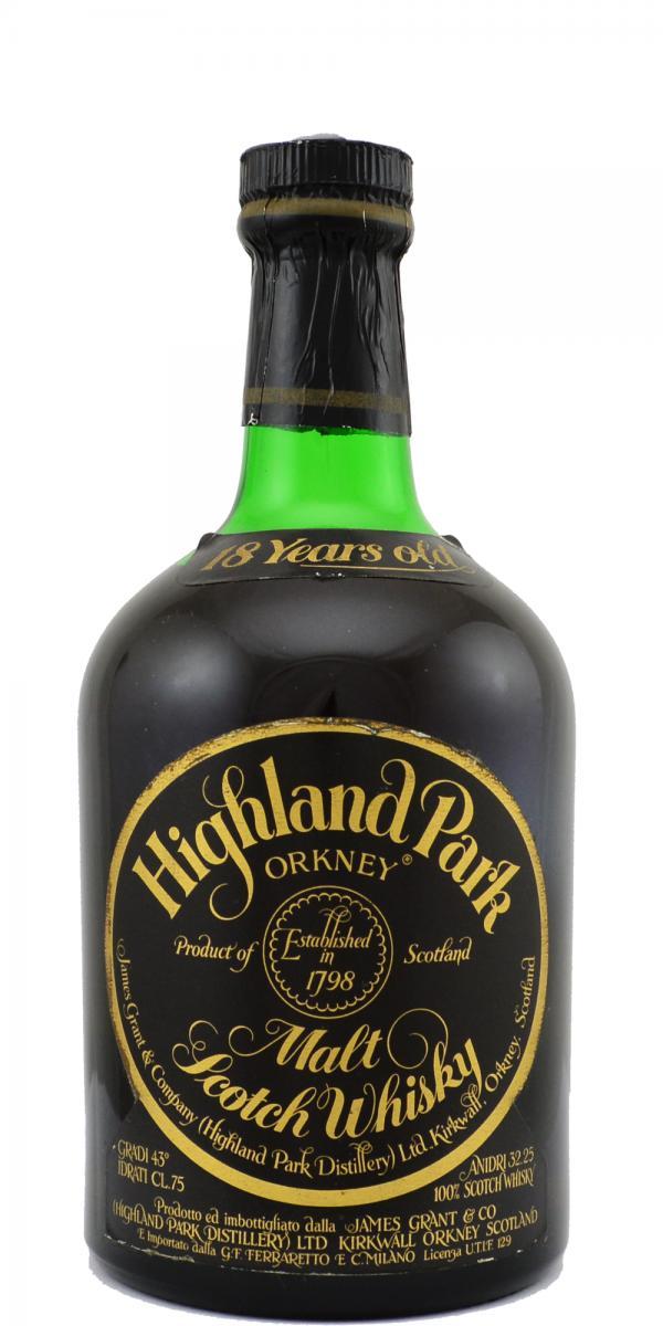 Highland Park 1960