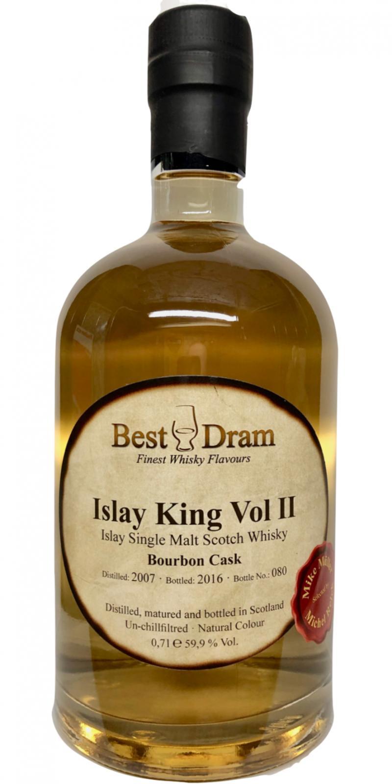 Islay King 2007 BD
