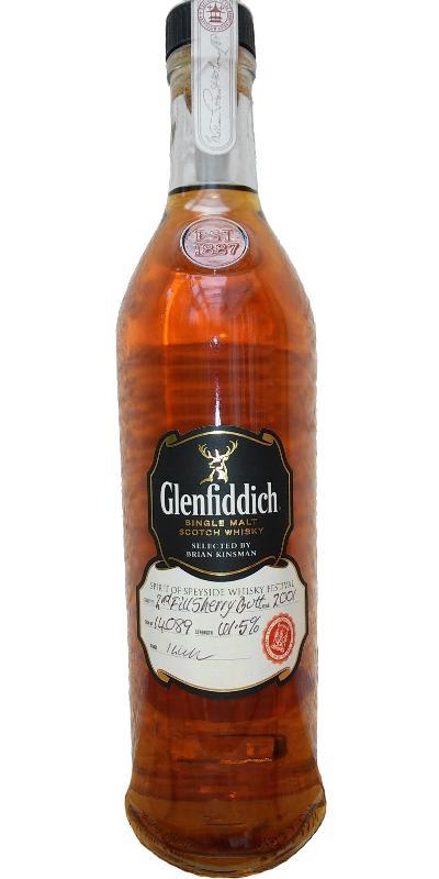 Glenfiddich 2001