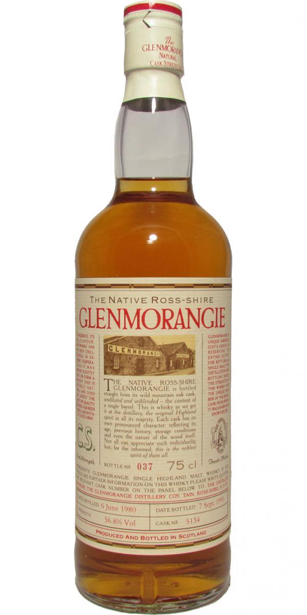Glenmorangie 1980