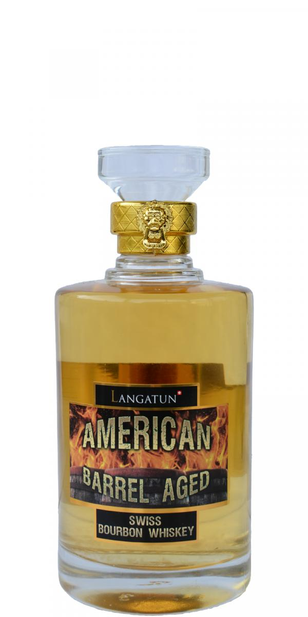 Langatun 2011 - American Barrel Aged Bourbon