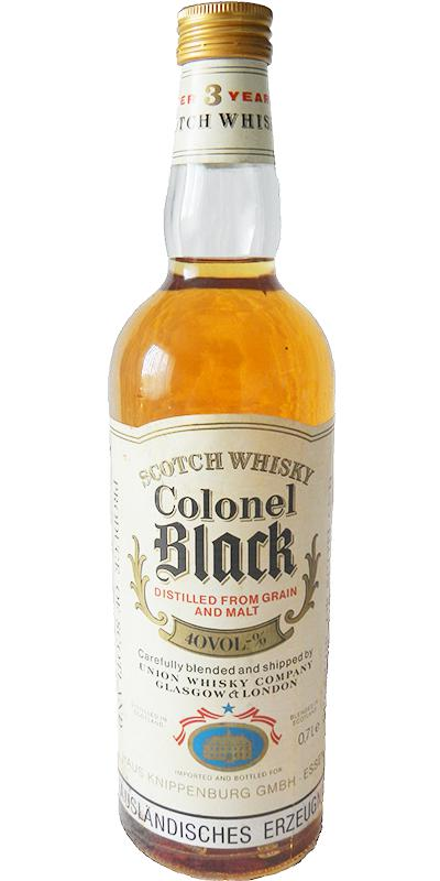 Colonel Black 03-year-old