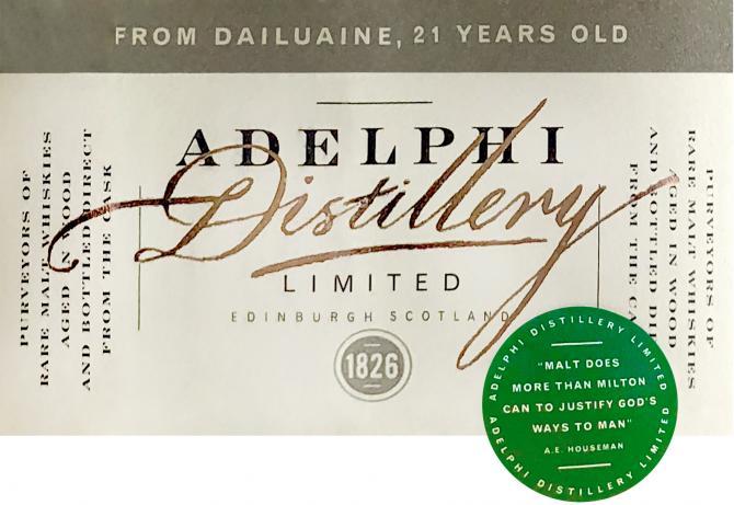 Dailuaine 1980 AD