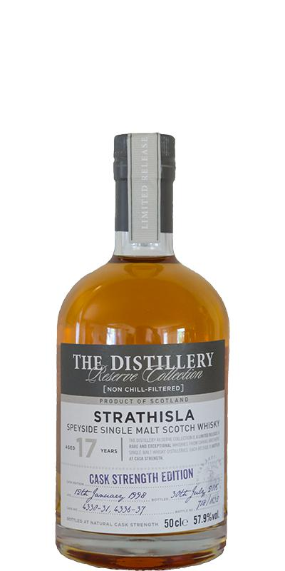 Strathisla 1998
