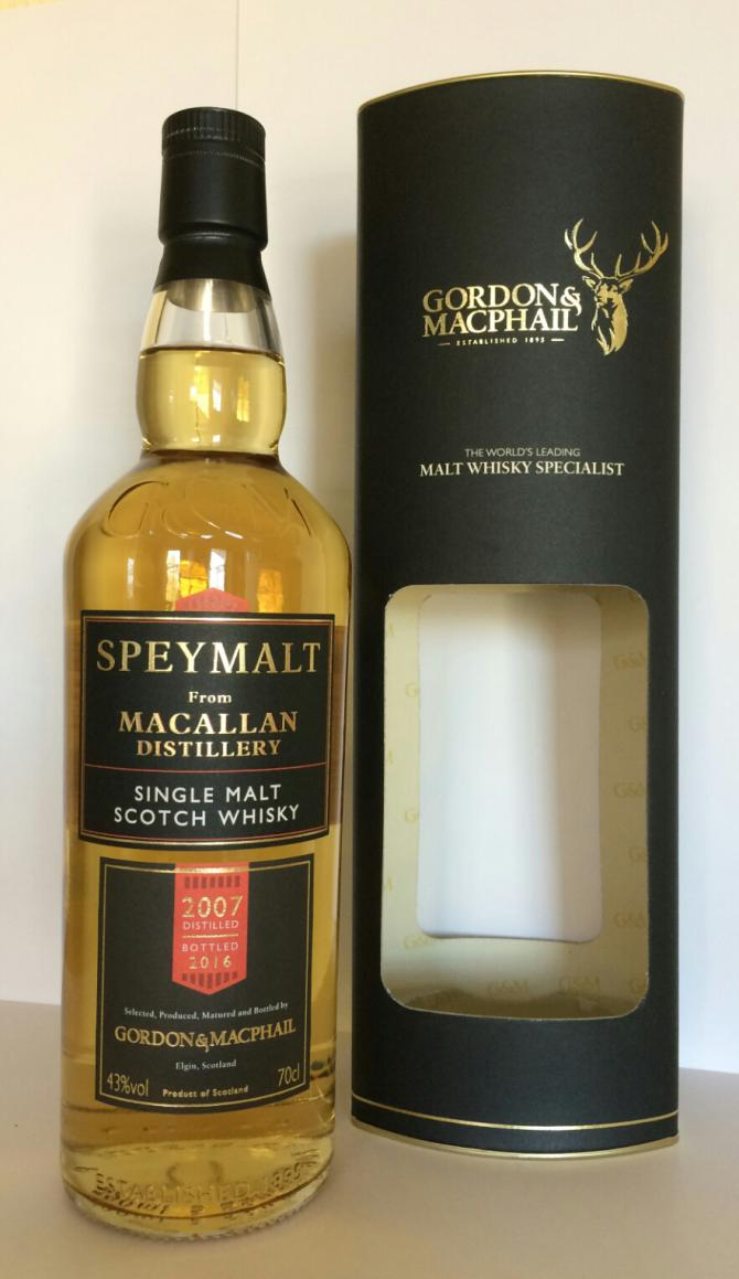 Macallan 2007 GM