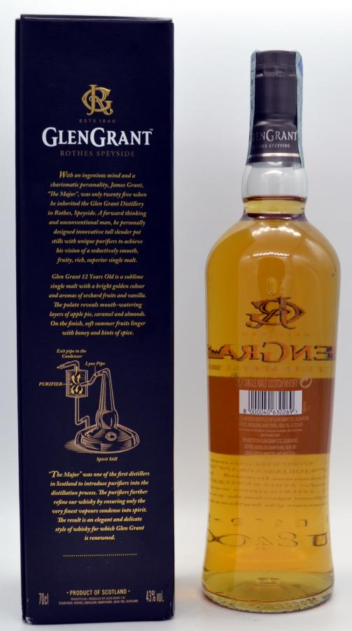 Glen Grant 12-year-old