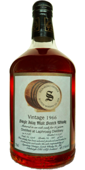Laphroaig 1966 SV