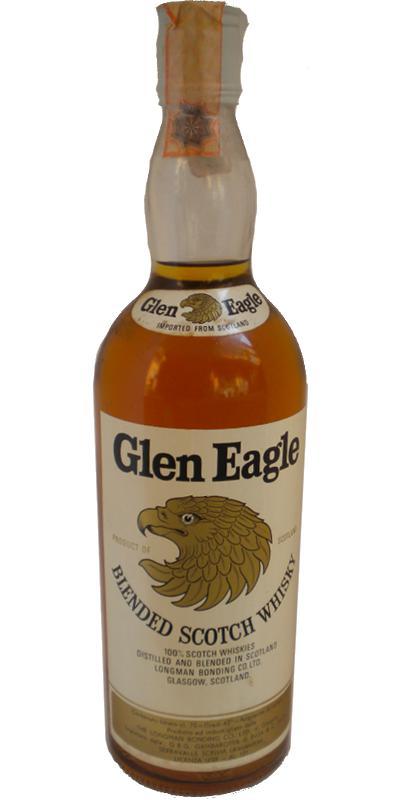 Glen Eagle Blended Scotch Whisky LmBC