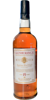 Glenmorangie Sauternes Wood Finish
