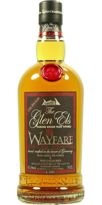 Glen Els Wayfare - The Cask Strength