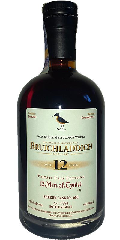 Bruichladdich 2003 WhB
