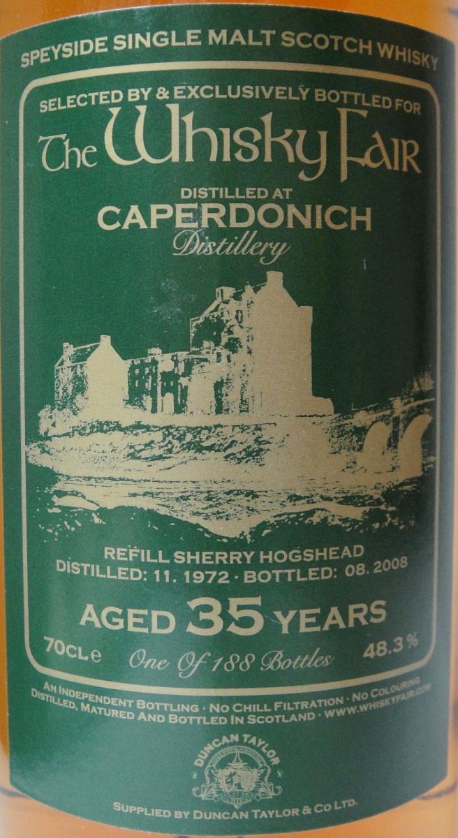 Caperdonich 1972 WF